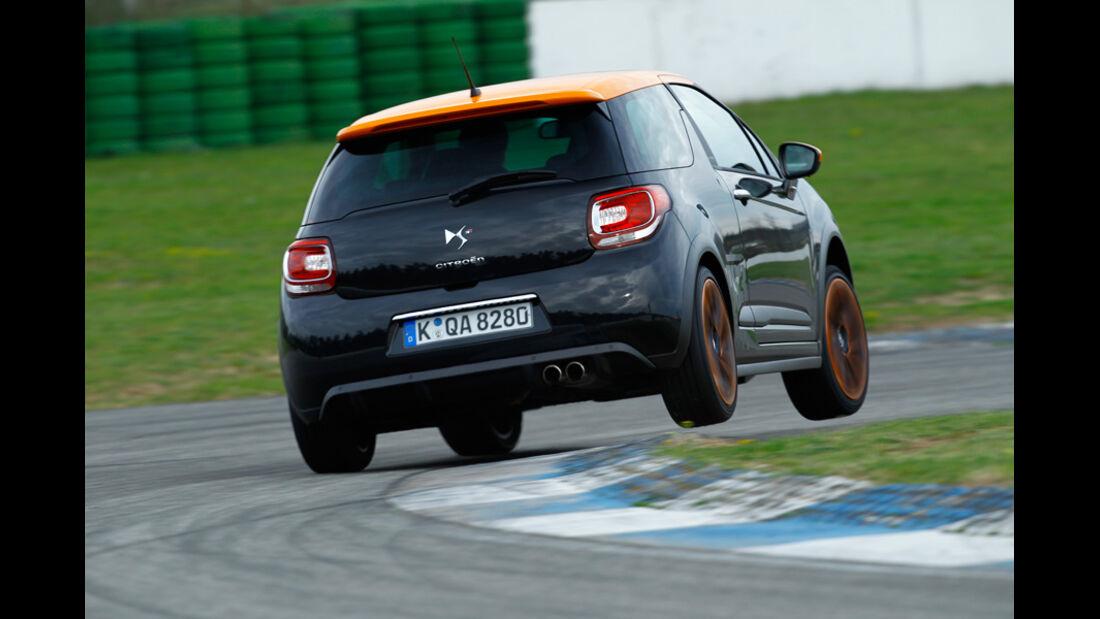 Citroen DS3 Racing, Heckansicht
