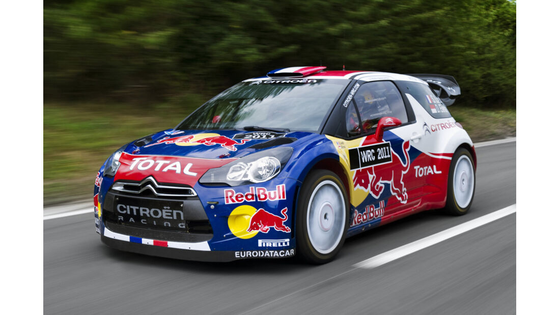 Citroen DS3 WRC