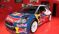 Citroen DS3 WRC Paris 2010