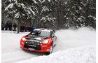Citroen DS3 WRC, Petter Solberg, Rallye Schweden 2011