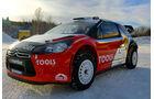 Citroen DS3 WRC, Petter Solberg