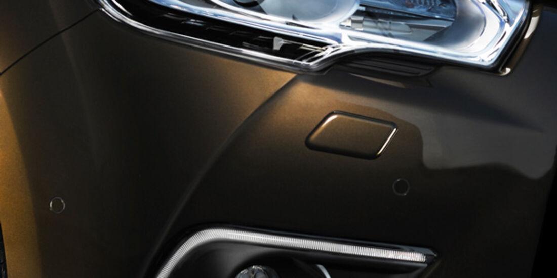 Citroen DS4, Frontscheinwerfer, Scheinwerfer