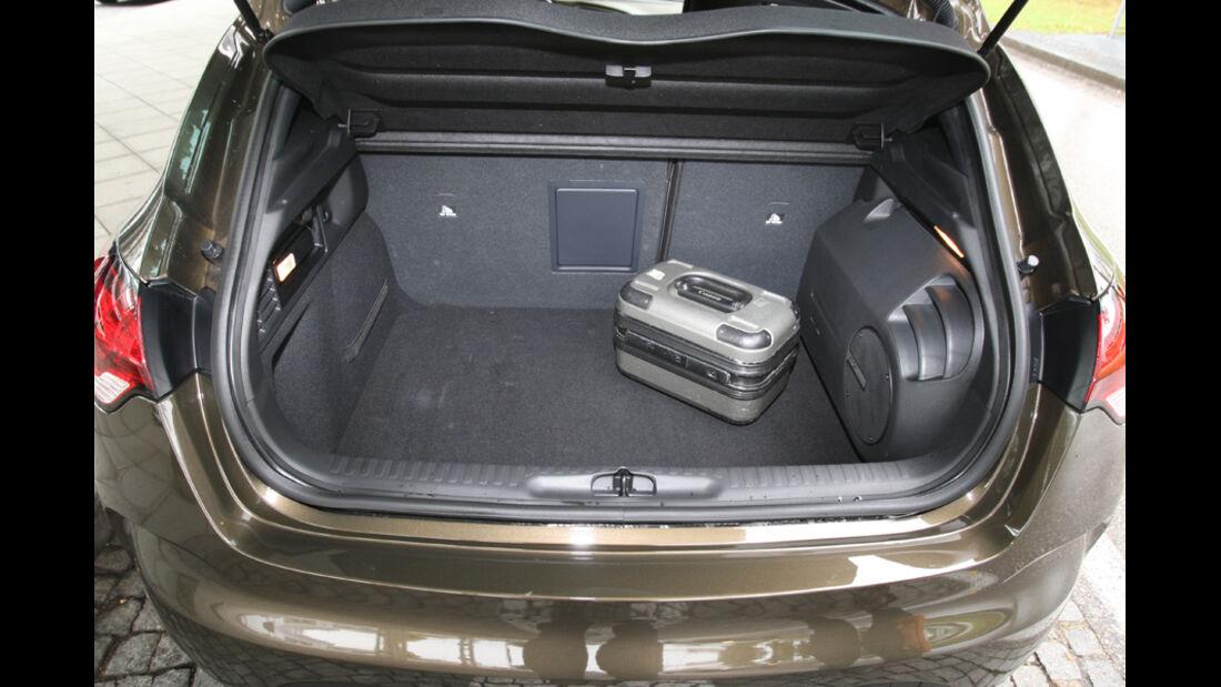 Citroen DS4 HDi 165 Sport Chic, Kofferraum