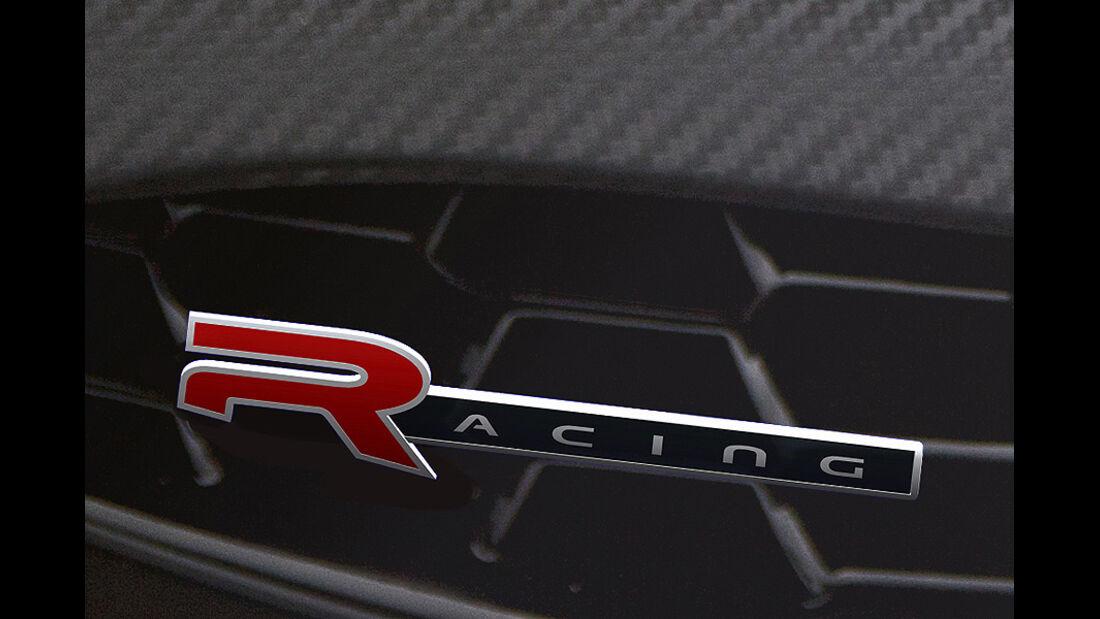 Citroen DS4 Racing Concept Genf 2012