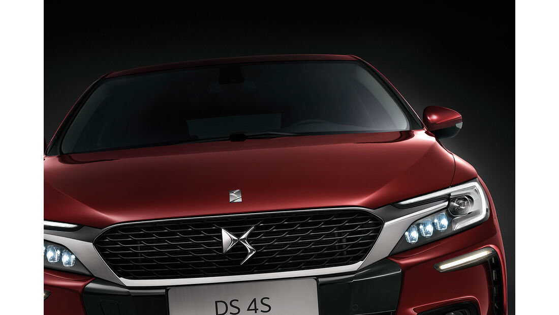 Citroen DS4 S