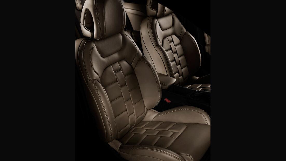 Citroen DS4, Sitze