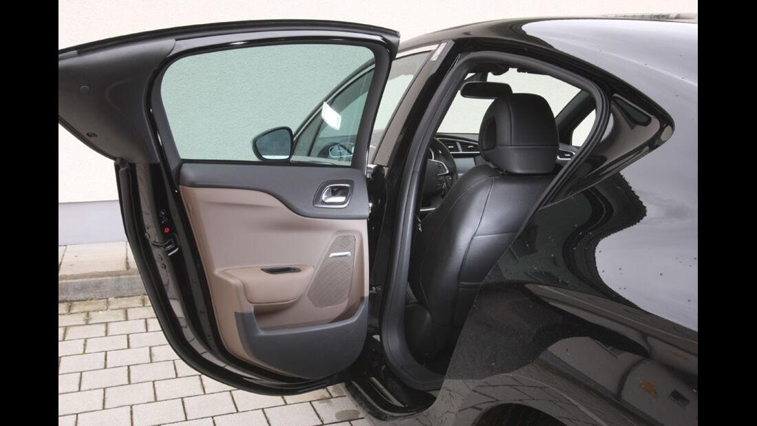 Citroen DS4 THP200, Seitentür, Türinnenseite