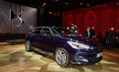 Citroen DS5 Facelift Genf