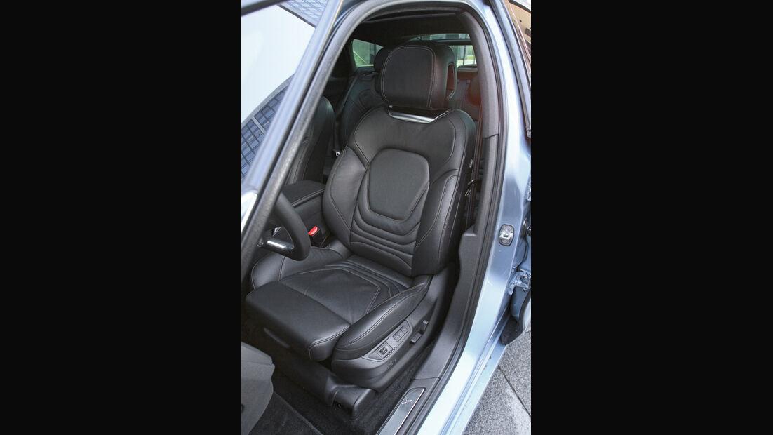 Citroen DS5 Hdi 165, Fahrersitz