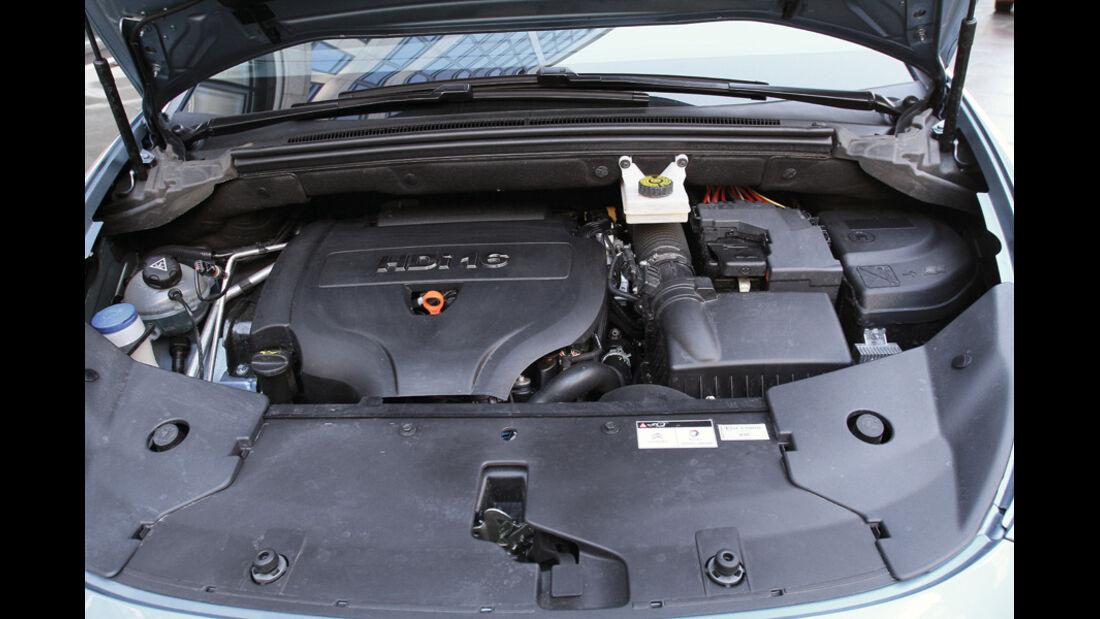 Citroen DS5 Hdi 165, Motor