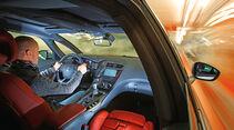Citroen DS5 THP 200, Innenraum