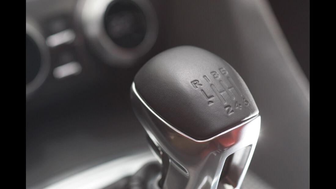 Citroen DS5 THP 200, Schaltknauf