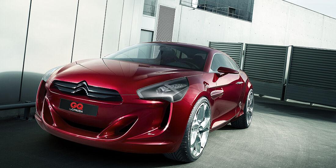 Citroen GQ Concept Car GQbyCitroen