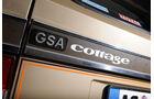 Citroen GSA Break Cottage, Baujahr 1983 - Typenbezeichnung am Heck