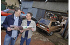 Citroen GSA Break Cottage-Fans - Markus la Tendresse und Edgar Mönninghoff