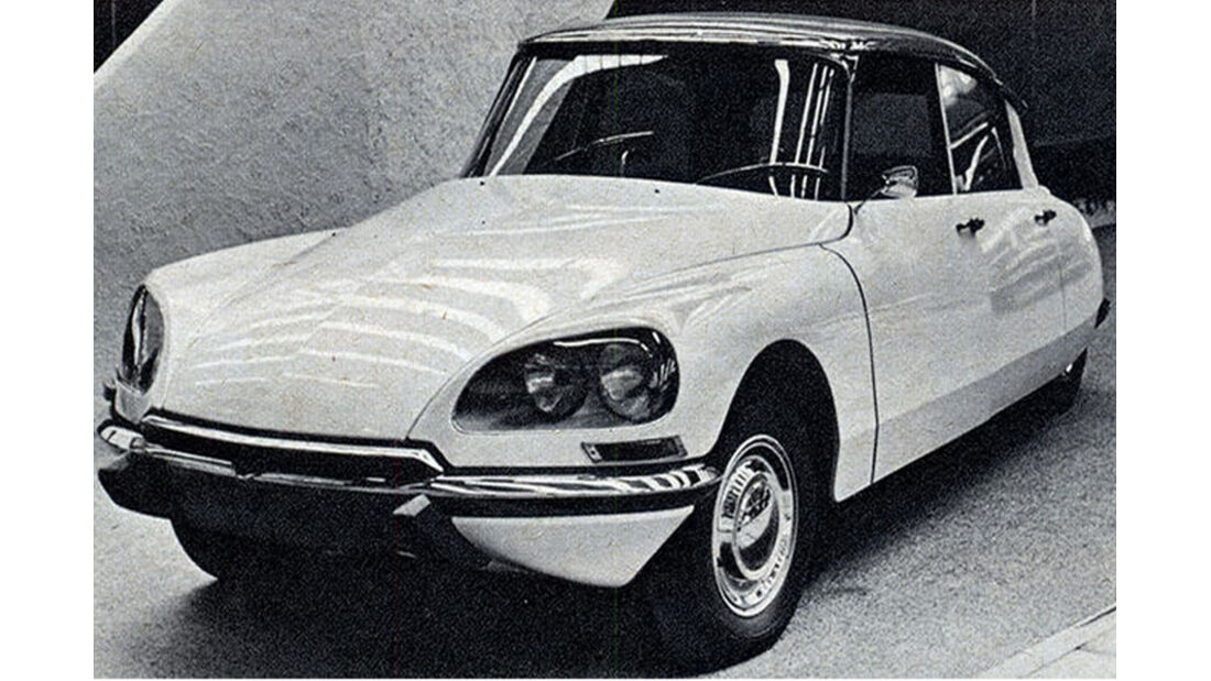 Citroen, IAA 1967