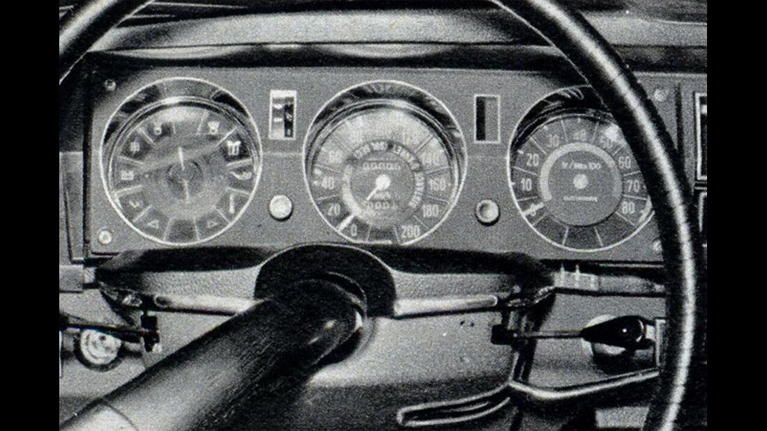 Citroen, IAA 1969