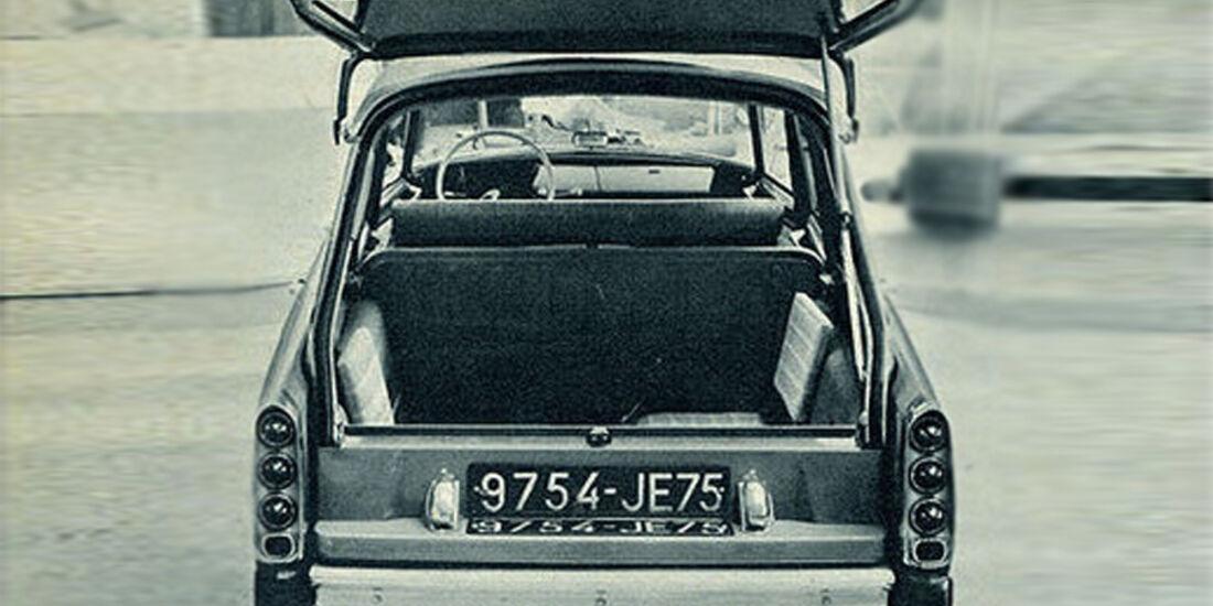 Citroen, ID19, IAA 1959