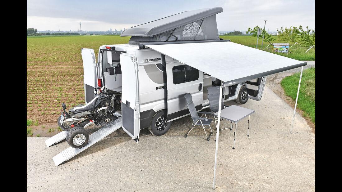 Citroen Jumper Biker Solution Multi