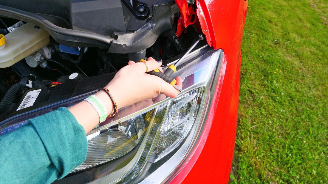 Citroen Jumper Clever Move Wohnmobil Osram Night Breaker LED Umbau