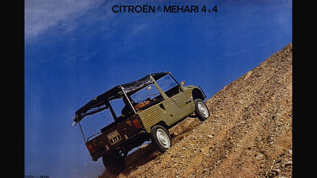 Citroen Mehari 4x2