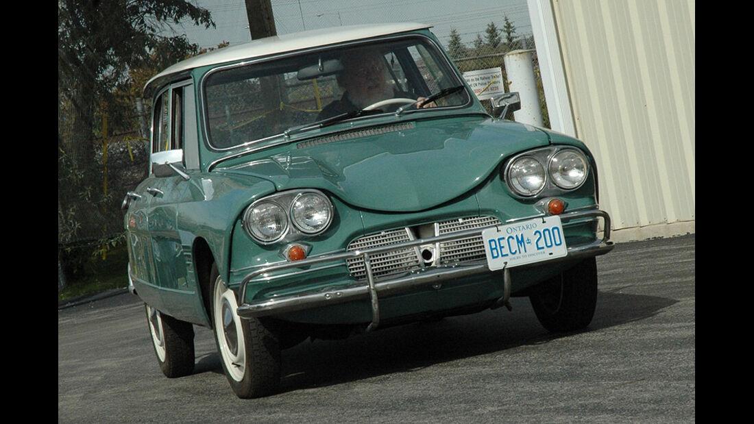 Citroen-Sammler Kanada