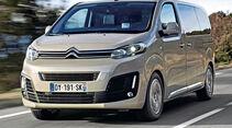 Citroen Spacetourer, Best Cars 2020, Kategorie L Vans