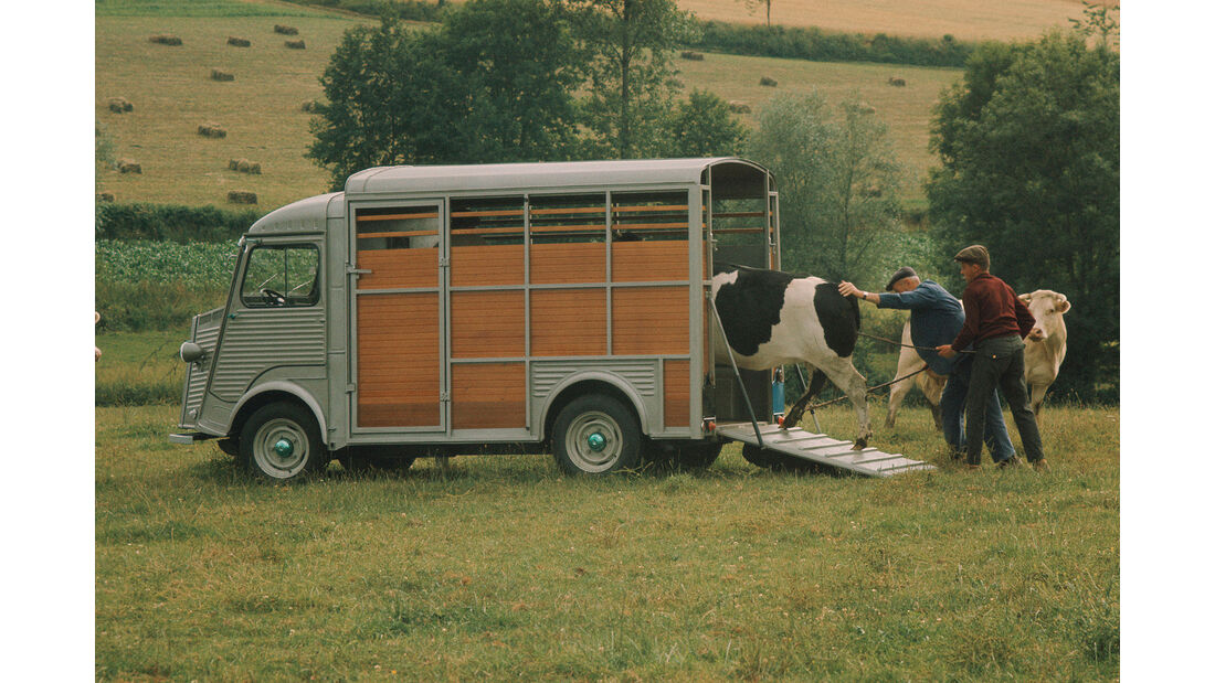 Citroen Typ H Transporter