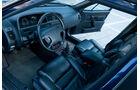 Citroen XM 3.0 V6 24 Exclusive, Cockpit, Lenkrad