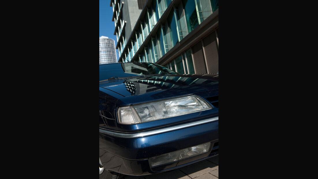 Citroen XM 3.0 V6 24 Exclusive, Frontscheinwerfer