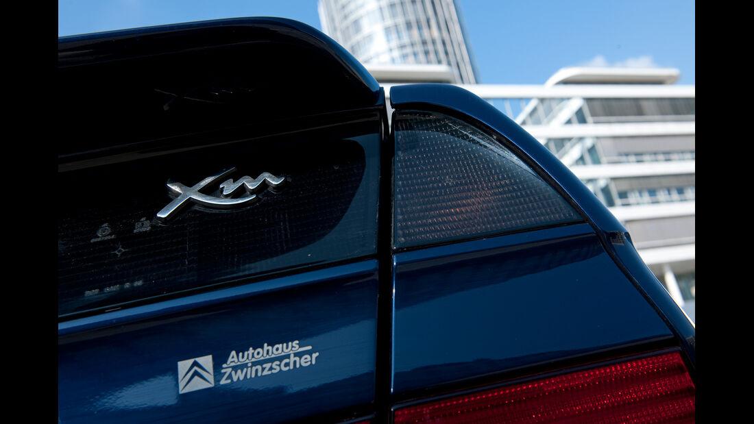 Citroen XM 3.0 V6 24 Exclusive, Typenbezeichnung