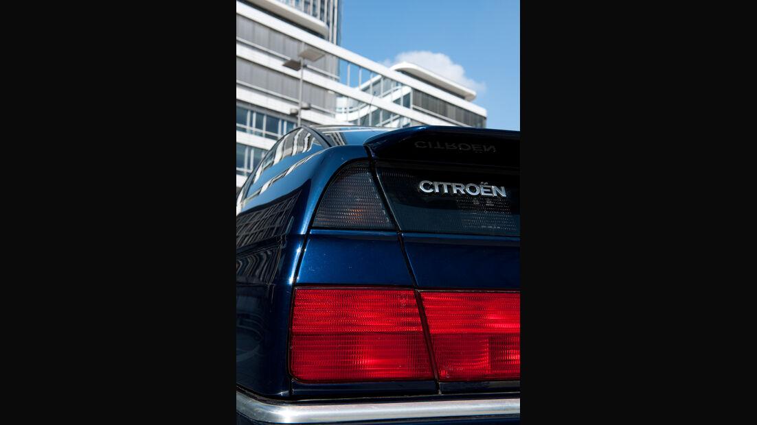 Citroen XM V6.24 Exclusive, Typenbezeichnung