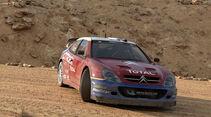 Citroen Xsara - Screenshot - Sebastien Loeb Rally Evo