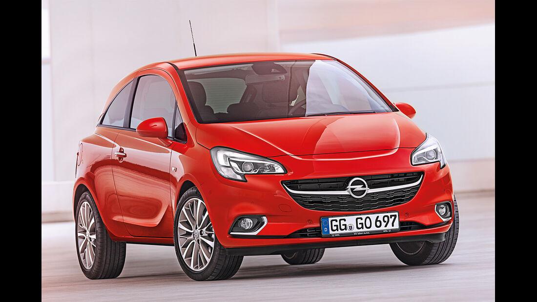 City-Klasse, Opel Corsa