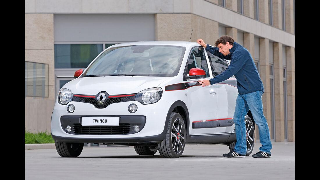 City-Klasse, Renault Twingo
