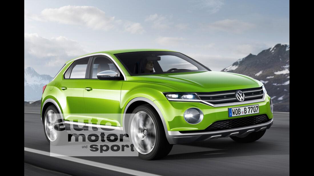 City-Klasse, VW-Polo-SUV