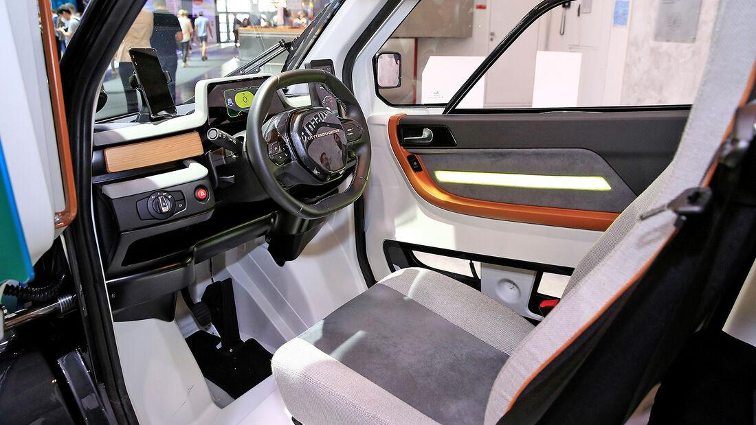City Transformer Elektroauto L7e