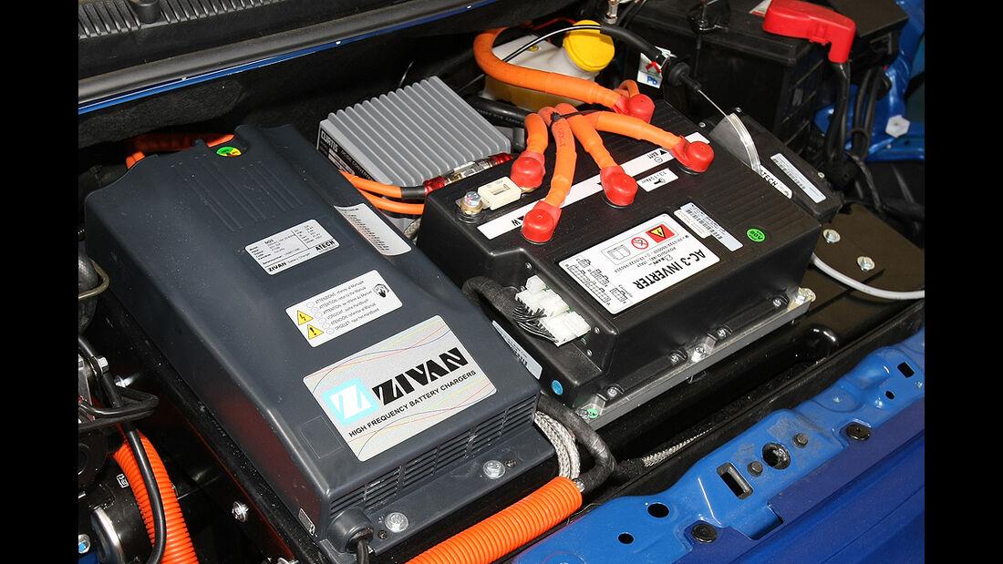 Citysax Elektroauto, E-Auto, Elektroantrieb,E-Motor