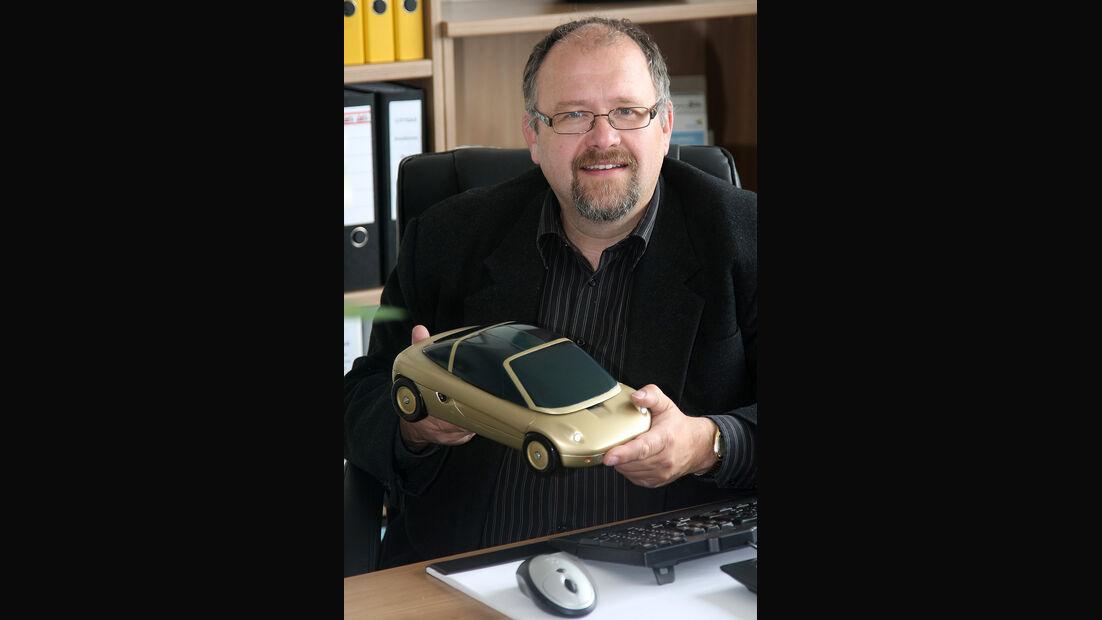 Citysax Elektroauto, E-Auto, Matthias Bähr