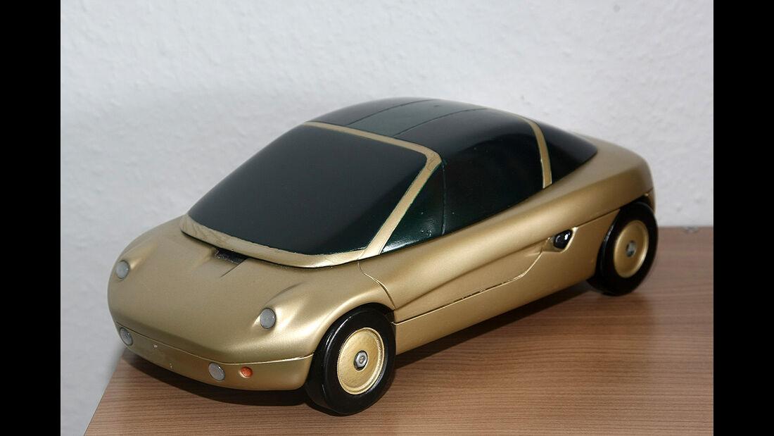 Citysax Elektroauto, E-Auto-Modell