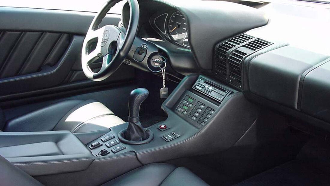 Cizeta V16T Supercar Modena 90er