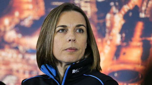 Claire Williams - Formel 1