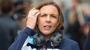 Claire Williams - Formel 1 - 2018