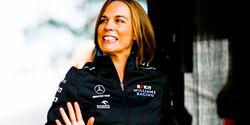 Claire Williams - Formel 1 - 2019