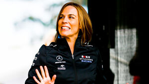Claire Williams - Formel 1 - 2019