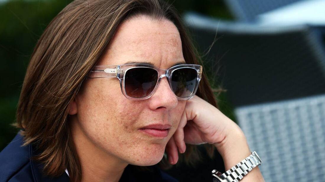 Claire Williams  - Formel 1 - GP Australien - 15. März 2014