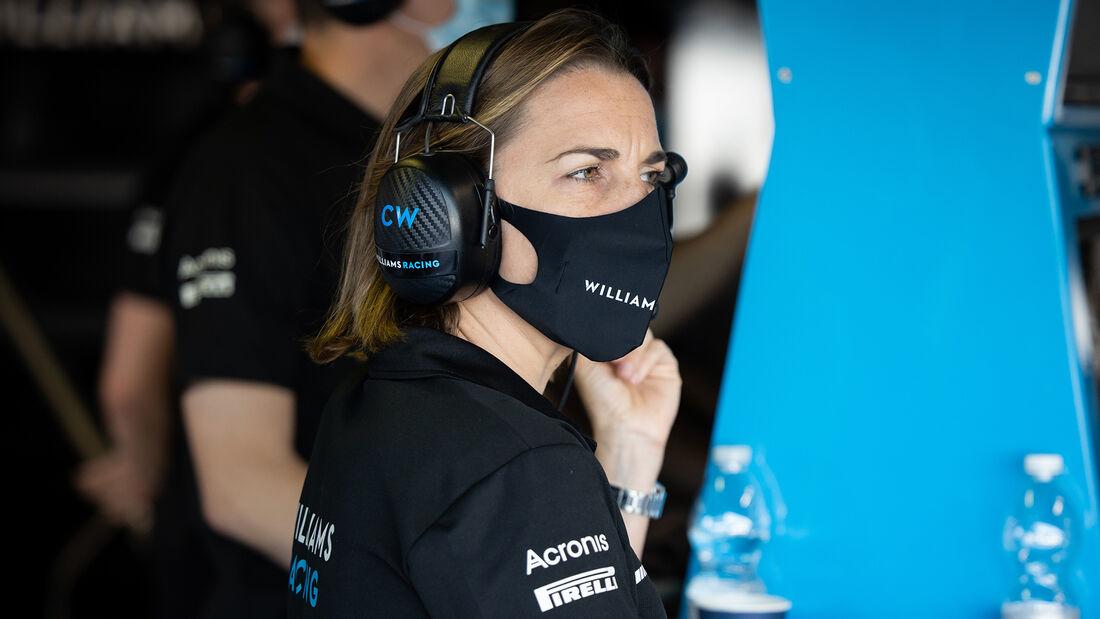 Claire Williams - Formel 1 - GP Italien - Monza - 4. September 2020