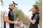 Claire Williams, Maldonado