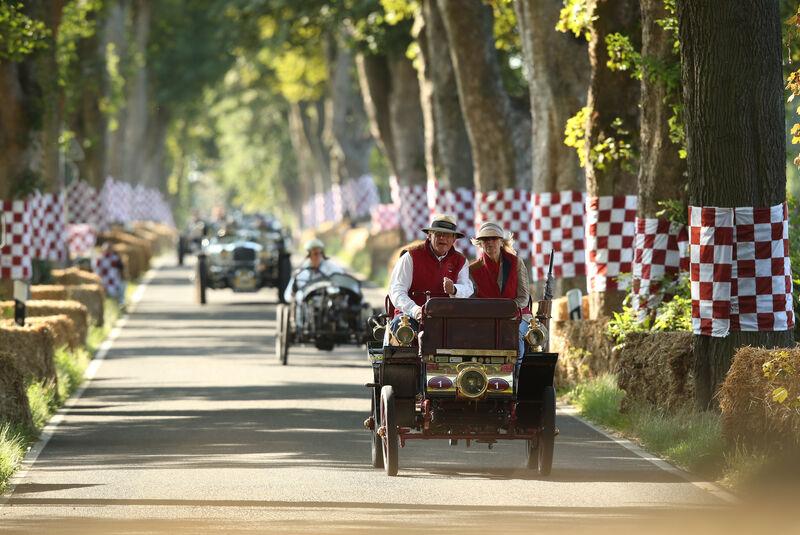 Classic Days Schloss Dyck, Impression, Fahrzeuge