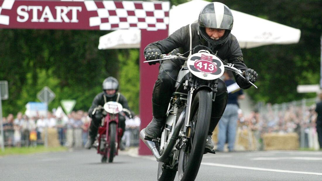 Classic Days Schloss Dyck, Motorräder